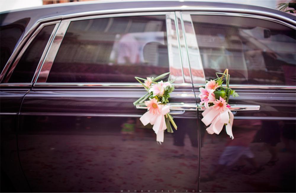 婚礼 侧记